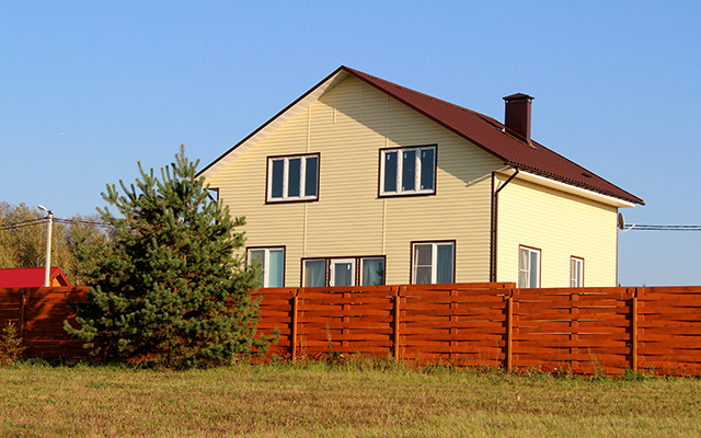 Дом в деревне Симферопольское  шоссе