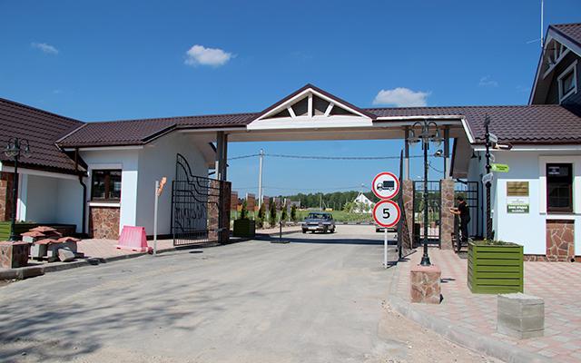 коттеджные поселки в Алексинском   районе